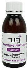 Духи, Парфюмерия, косметика Кислотный ремувер для педикюра - Tufi Profi BioPeeling Fruit Acid