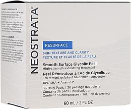 Духи, Парфюмерия, косметика Пилинг для ежедневного использования - NeoStrata Resurface Smooth Surface Daily Peel (peel/60ml + pads/36pc)