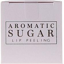 Духи, Парфюмерия, косметика Сахарный пилинг для губ - Wibo Aromatic Sugar Lip Peeling