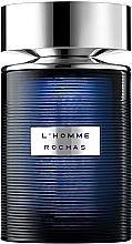 Духи, Парфюмерия, косметика Rochas L'Homme Rochas - Туалетная вода (тестер с крышечкой)