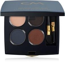 Духи, Парфюмерия, косметика Тени для век - Color Me Couture Collection 4 Glimmer Eyeshadow
