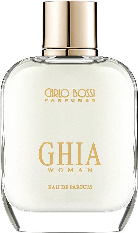 Carlo Bossi Ghia Woman - Парфюмированная вода
