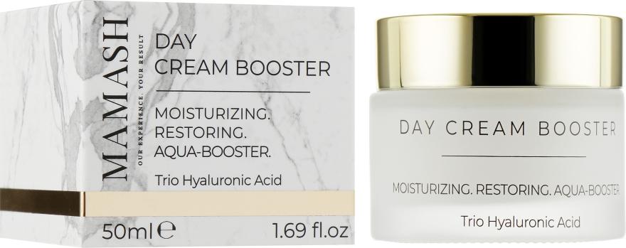 Глубоко увлажняющий дневной крем для наполнения кожи - Mamash Day Cream Booster