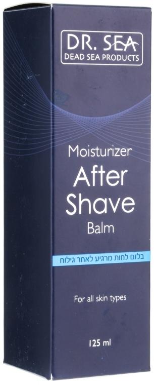 Увлажняющий бальзам после бритья - Dr. Sea Moisturizer After Shave Balm — фото N1