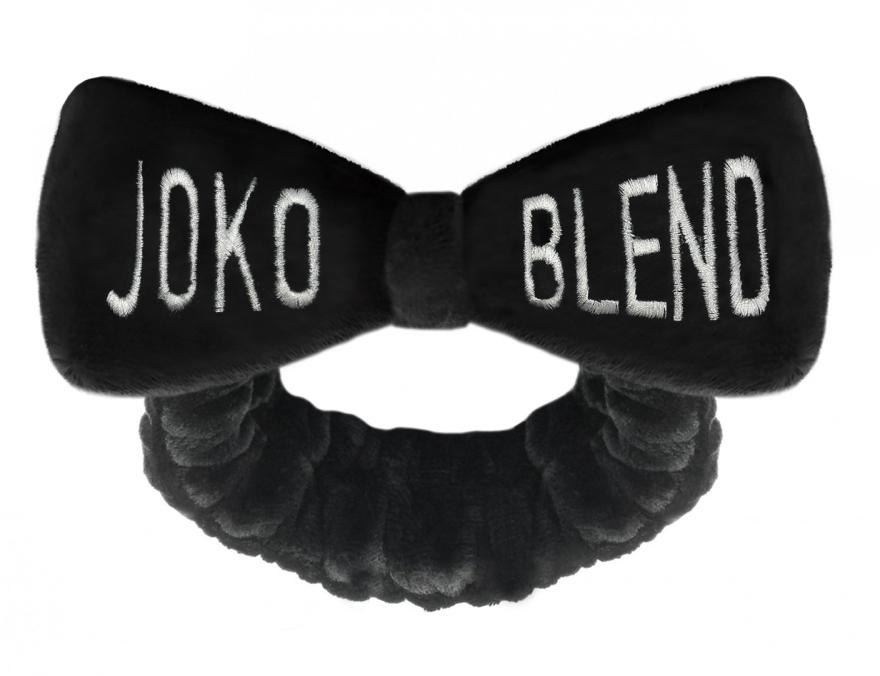Повязка на голову, черная - Joko Blend Hair Band Black