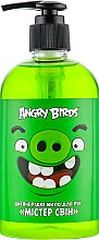 "Духи, Парфюмерия, косметика Жидкое мыло для рук ""Мистер Свин"" - Angry Birds"