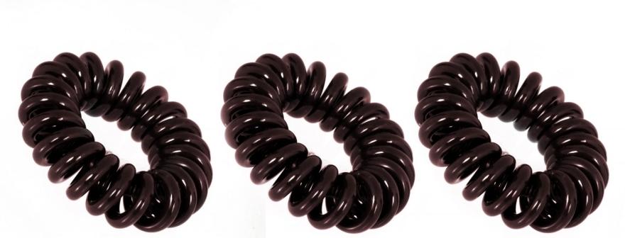 Резинка для волос - Invisibobble Chocolate Brown — фото N3