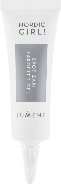 Гель для локального применения - Lumene Nordic Girl! Spot Zap! Targeted Gel — фото N2