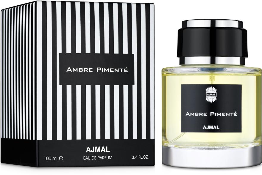 Ajmal Ambre Pimente - Парфюмированная вода