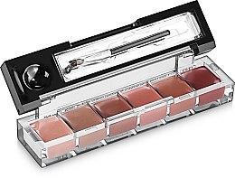 Палетка помад для губ - Lamel Professional Palette Lipstick — фото N3