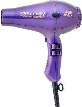 Духи, Парфюмерия, косметика Фен для волос, фиолетовый - Parlux 3200 Compact Ceramic & Ionic Edition