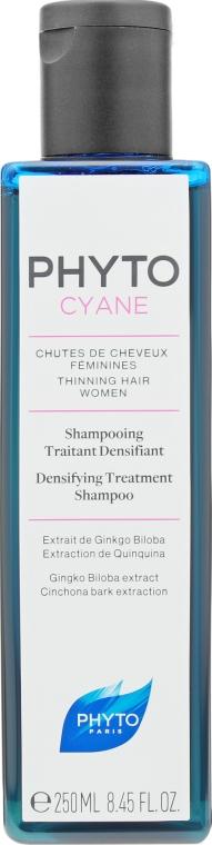 Шампунь против выпадения волос - Phyto Phytocyane Densifying Treatment Shampoo