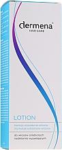 Духи, Парфюмерия, косметика Лосьон для ослабленных, сильно выпадающих волос - Dermena Hair Care Lotion