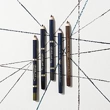 Олівець для очей на основі шовку - Color Me Silk Eyeliner — фото N2