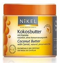 Духи, Парфюмерия, косметика Кокосовое масло для загара - Nikel Coconut Butter