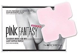 Гидрогелевые патчи для сосков - The Orchid Skin Pink Fantasy Lady Nipple Patch — фото N3