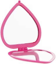 Духи, Парфюмерия, косметика Зеркало косметическое в виде сердца, 85550, розовое - Top Choice