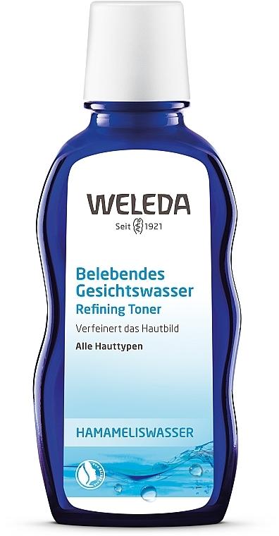 Тоник очищающий для лица - Weleda Belebendes Gesichtswasser