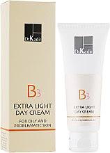 """Духи, Парфюмерия, косметика Крем для лица """"Экстралёгкий"""", для проблемной и жирной кожи - Dr. Kadir B3 Extra Light Day Cream For Oily And Problematic Skin"""