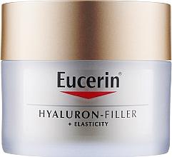 Духи, Парфюмерия, косметика Антивозрастной дневной крем для сухой кожи лица - Eucerin Anti-Age Elasticity+Filler Day Cream