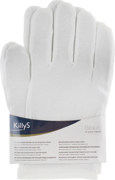 Перчатки для ухода за руками, 963822 - KillyS