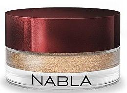 Духи, Парфюмерия, косметика Кремовые тени для век - Nabla Cream Eyeshadow
