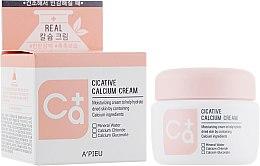 Духи, Парфюмерия, косметика Крем с кальцием - A'pieu Cicative Calcium Cream