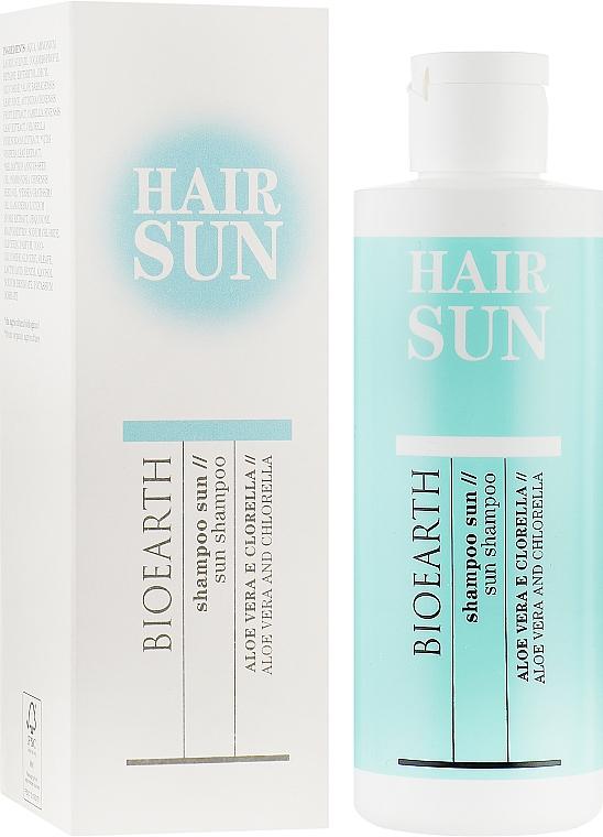 Шампунь для волос - Bioearth Sun Hair