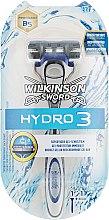 Духи, Парфюмерия, косметика Станок + 1 сменное лезвие - Wilkinson Sword Hydro 3