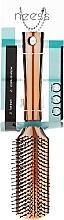 Духи, Парфюмерия, косметика Щетка для волос, 1257 - Neess Hair Brush Rose Gold