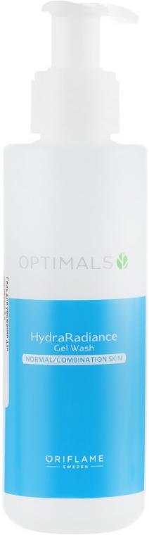 Гель для умывания для нормальной и комбинированной кожи - Oriflame Optimals HydraRadiance Gel Wash