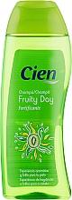 Духи, Парфюмерия, косметика Шампунь для волос с экстрактом киви - Cien Fruity Day Shampoo