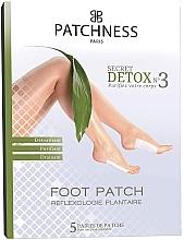 Духи, Парфюмерия, косметика Патчи для ног - Patchness Foot Patch