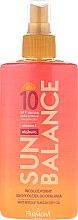 Духи, Парфюмерия, косметика Водостойкое сухое масло для загара SPF10 - Farmona Sun Balance SPF10