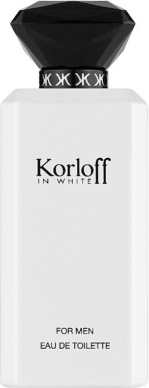 Korloff Paris Korloff In White - Туалетная вода