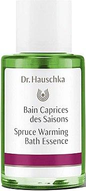 """Эссенция для ванны """"Пихта"""" - Dr. Hauschka Spruce Warming Bath Essence — фото N1"""