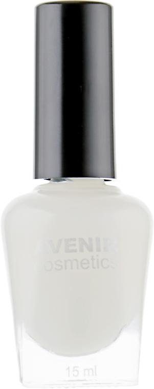 """Матовое покрытие для ногтей """"Сатин"""" - Avenir Cosmetics Satin Top — фото N2"""