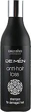 Духи, Парфюмерия, косметика Шампунь против выпадения волос для мужчин - DeMira Professional DeMen Anti-Hair Loss Shampoo