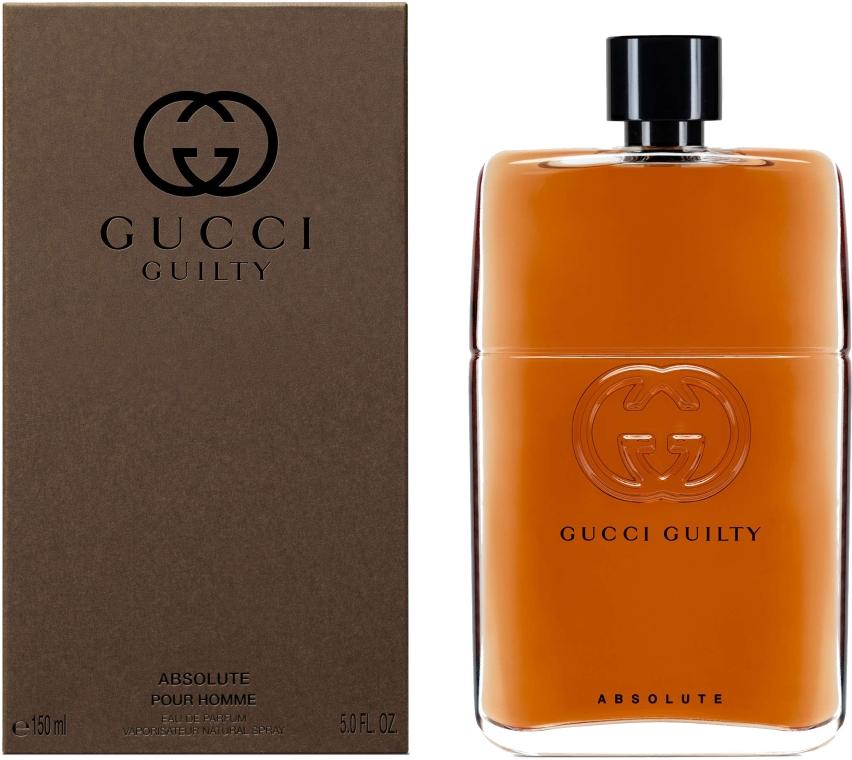 Gucci Guilty Absolute Pour Homme - Парфюмированная вода — фото N4