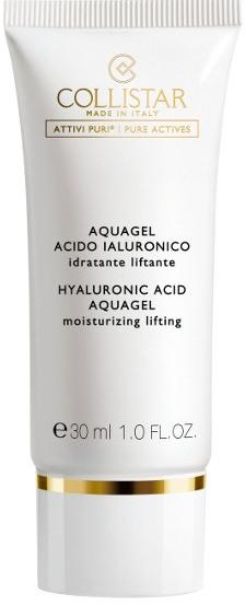 Аква-гель с гиалуроновой кислотой для увлажнения и лифтинга кожи лица - Collistar Pure Actives Moisturizing Acid Aquagel