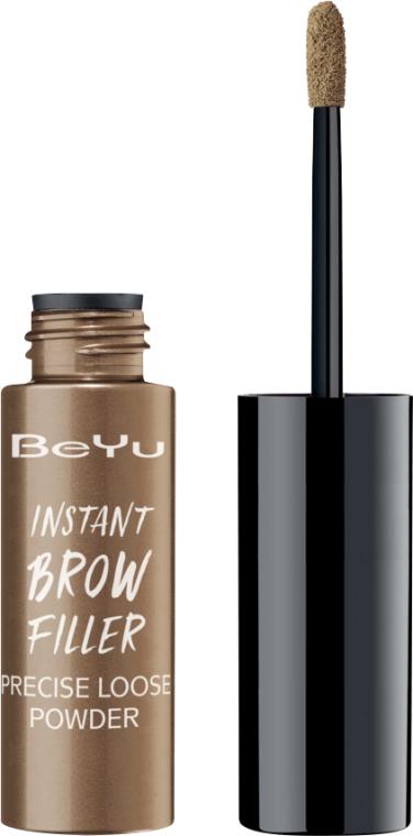 Тени для бровей - BeYu Instant Brow Filler