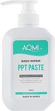 Духи, Парфюмерия, косметика Маска для волос с коллагеном - AOMI Basic Repair PPT Paste