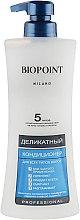 """Кондиционер """"Деликатный"""" для всех типов волос - Biopoint Delicate Conditioner — фото N1"""
