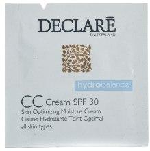 Духи, Парфюмерия, косметика CC-крем для лица с SPF 30 - Declare Skin Optimizing Moisture Cream (пробник)