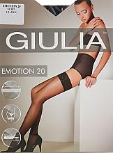 "Духи, Парфюмерия, косметика Чулки для женщин ""Emotion"" 20 Den, nero - Giulia"