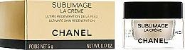 Духи, Парфюмерия, косметика Регенерирующий крем для лица и шеи - Chanel Sublimage La Cream Ultimate Skin Regeneration (мини)