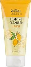 Духи, Парфюмерия, косметика Пенка для лица с экстрактом лимона - Beauadd Vanitable Foaming Cleanser Lemon