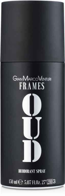 Gian Marco Venturi Frames Oud - Дезодорант-спрей