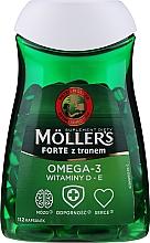 """Духи, Парфюмерия, косметика Пищевая добавка """"Omega 3"""" - Mollers Forte Omega 3"""