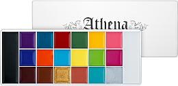 Духи, Парфюмерия, косметика Палитра грима 18 оттенков - Ucanbe Athena Painting Palette